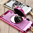 Thin Fashion 3D Camera Soft Protector Cellphone Case Cover for iPhone 6 7 Plus