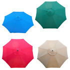 New Market Patio Umbrella Replacement Canopy Canvas Cover 13' ft Color-Option