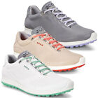 Ecco 2017 Womens Biom Hybrid 2 Durable Leather Spikeless Hydromax Golf Shoes