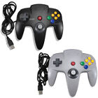 Classic Retro N64 Bit Nintendo 64 Retrolink USB Wired Controller for PC and MAC