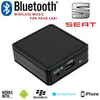 Seat Alhambra Cordoba Car Bluetooth Music Aux Interface Adaptor For Smartphones