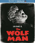 The Wolf Man (Blu-ray Disc, 2014, Includes Digital Copy UltraViolet) New Sealed
