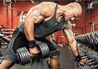 The Rock MUSCLE Poster Dwayne Johnson WWE Star, Large, FREE P+P CHOOSE YOUR SIZE