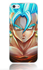 C12 Anime Dragon Ball Z Funny Soft TPU 3D Print Case Cover For iPhone 5S 6 6S 7
