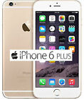 Factory Unlocked Apple iPhone 6 Plus/6 Gold Silver Gold 128GB 4G Smartphone ~