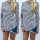 Kyпить Fashion Women's Loose Long Sleeve Casual Blouse Shirt Tops New Fashion Blouse на еВаy.соm