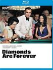DIAMONDS ARE FOREVER NEW BLU-RAY $11.32 USD