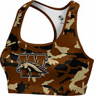 ProSphere Women's Western Michigan University Camo Sports Bra (WMU)