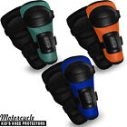 Kids Motorcycle Knee Protector Brace Support Snowbaords Skate MX Protection Set