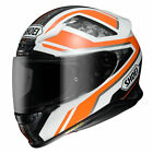 Shoei NXR ECE Helmet - Parameter TC-3 Orange/Grey Street Road Motorcycle