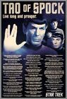 Star Trek Tao Of Spock Poster