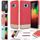 Silicone TPU Rubber Protective Cover For Samsung Galaxy S8 S8+ Case shockproof
