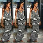 New Women's Summer Wedding Maxi Boho Beach Party Evening Cocktail Long Dress
