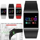 Waterproof Sport Fitness Tracker Blood Pressure/Oxygen/Heart Rate Smart Watch