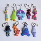Party Favors Trolls Charm Keychain Kids Birthday Loot Bag Fi