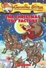 THE CHRISTMAS TOY FACTORY - STILTON, GERONIMO - NEW PAPERBACK BOOK