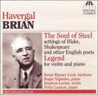 BRIAN: THE SOUL OF STEEL; LEGEND NEW CD