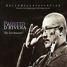 PAQUITO D'RIVERA - THE LOST SESSIONS NEW CD