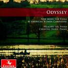 ODYSSEY: NEW MUSIC FOR VIOLA BY AMERICAN WOMEN COMPOSERS NEW CD