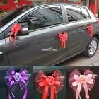 New Wedding Car Decoration Door Handles Rearview Mirror DIY Flower S0BZ