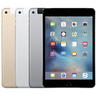 Apple Ipad Mini 4 128gb Verizon Gsm Unlocked Wi-fi + Cellular - All Colors B