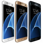 Samsung Galaxy S7 Edge / S7 Smartphone Black White Gold Unlocked 32G NT