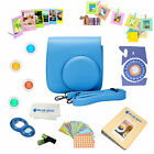 Fujifilm Instax Mini 9 Camera Accessory kit Includes Case/Stickers/Frames + MORE