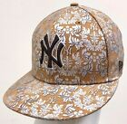 NEW ERA FITTED 59 FIFTY NEW YORK YANKEES Wheat/Silver