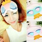 Comfort Crown Eye Mask Shade Cover Rest Eyepatch Blindfold Shield For Sleep ESY1