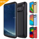 External Backup Power Bank Pack Battery Charger Case For Samsung Galaxy S8 Plus