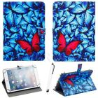 """Printed PU Leather Case Cover For T-Mobile Alcatel A30 8"""" inch 9024W Tablet"""