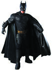 Fancy Dress Costume ~ Deluxe Collector's Edition Batman With Muscle Chest