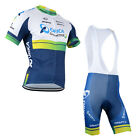 S033 Bicycle Sporstwear 2017 Men cycling team jersey Clothing MTB bib shorts Set