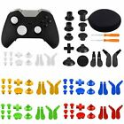 Full Set Thumbsticks+Buttons+Paddles+Dpad+Tool Kit For Xbox One Elite Controller