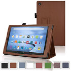 All-New Smart Stand Case Cover For Amazon Kindle Fire 7 / HD 8 7th Gen - 2017