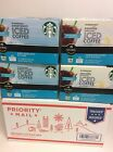 Starbucks Regular or Vanilla Iced Coffee Sweetened K Cups 40 Count 4 10 Ct Boxes