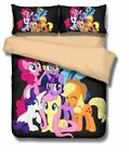my little pony duvet cover - My Little Pony Horse Printing Quilt/Duvet Cover and Pillow Case Set Bedding