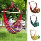 Extra Long Confortable Durable Striped Hanging Chair Hammock with EN24H