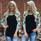 Купить Women's Lady Loose Long Sleeve Casual Blouse Shirt Tops New Fashion Blouse