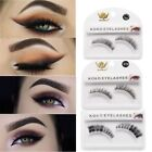 100% Human Hair Eye Lash Extentions High Quality Comfortable Reuseable Lashes