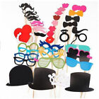 Photo Booth Props Mask Wedding Birthday Photography Christmas Party Accessories
