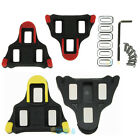 New Dura Cycling Pedal Cleat For Road Cycling Yellow Black&Red Black