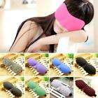 3D Eye Mask Soft Sponge Padded Travel Sleeping Blindfold Sleep Aid LIGHTWEIGT UK