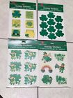 AMERICAN GREETINGS HOLIDAY STICKERS ST PATRICKS DAY IRISH - YOUR CHOICE OF ANY!