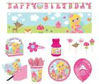 WOODLAND PRINCESS Birthday Party NEW Tableware Balloons Decorations Supplies