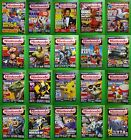NINTENDO OFFICIAL MAGAZINE - VARIOUS (1997 - 2005)   LOTS TO CHOOSE FROM