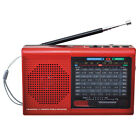 BRAND NEW Supersonic SC-1080BT 9-Band Radio w/ Bluetooth/USB/MicroSD-In