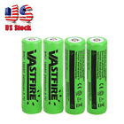 Rechargeable 3.7V 26650 18650 Li-ion Battery +US Charger for Flashlight Headlamp