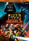 Star Wars Rebels: Complete Season Two 2 (4-Disc DVD Set) New Disney Free ship $15.99 USD