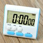 Large LCD Digital Kitchen Cooking Timer Countdown  Up Clock Loud Alarm 24 Hours